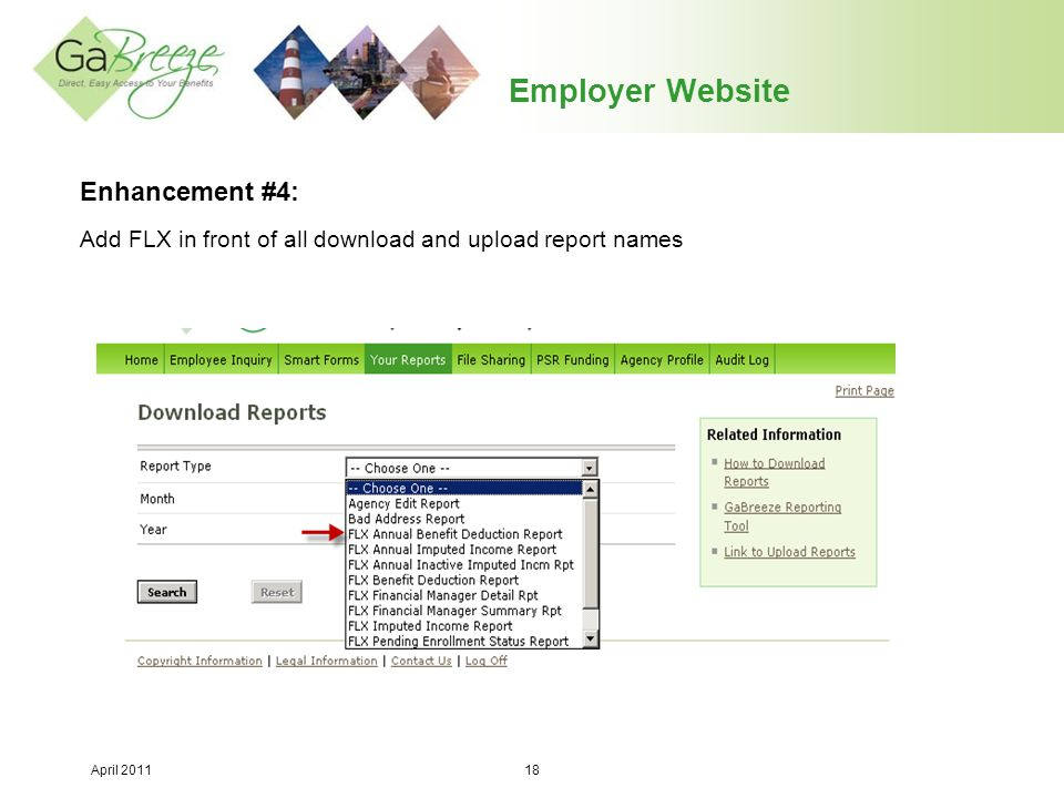 Employer Website Enhancement #4: