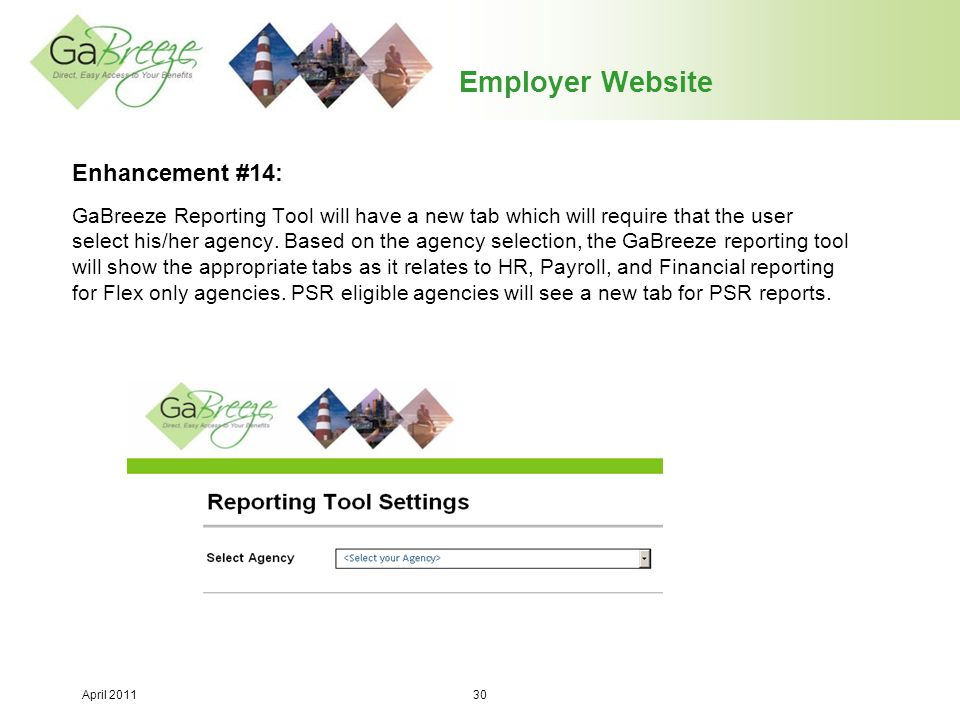 Employer Website Enhancement #14: