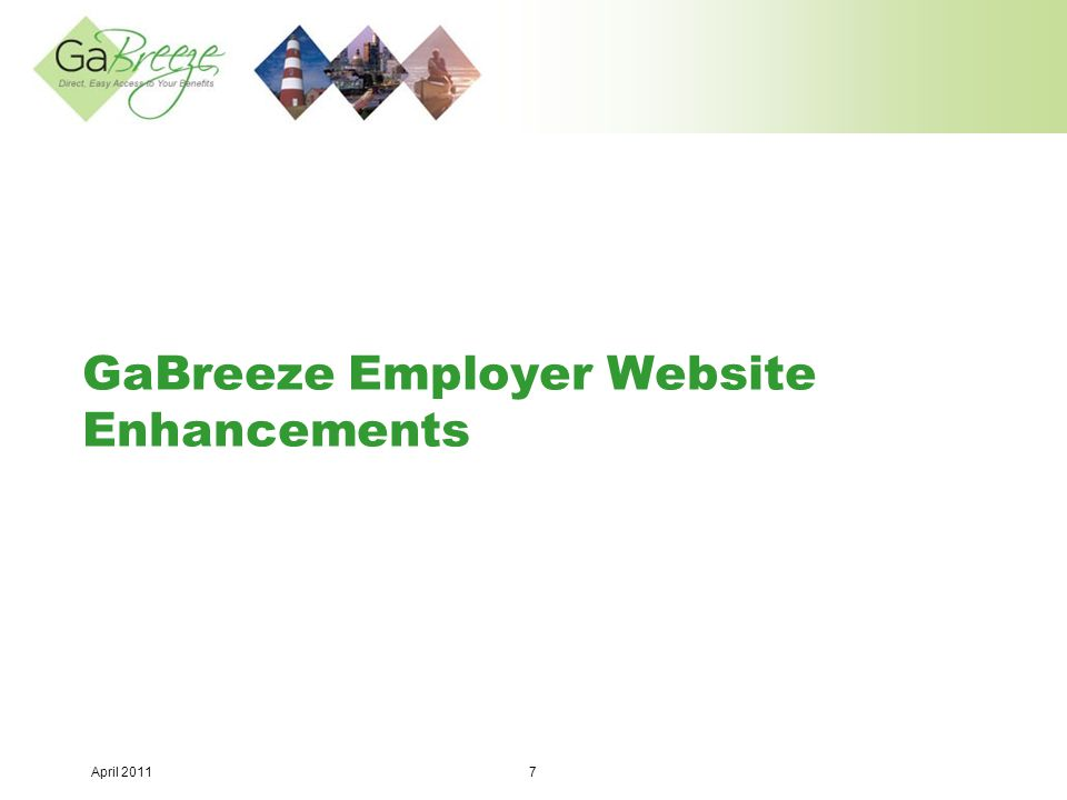 GaBreeze Employer Website Enhancements