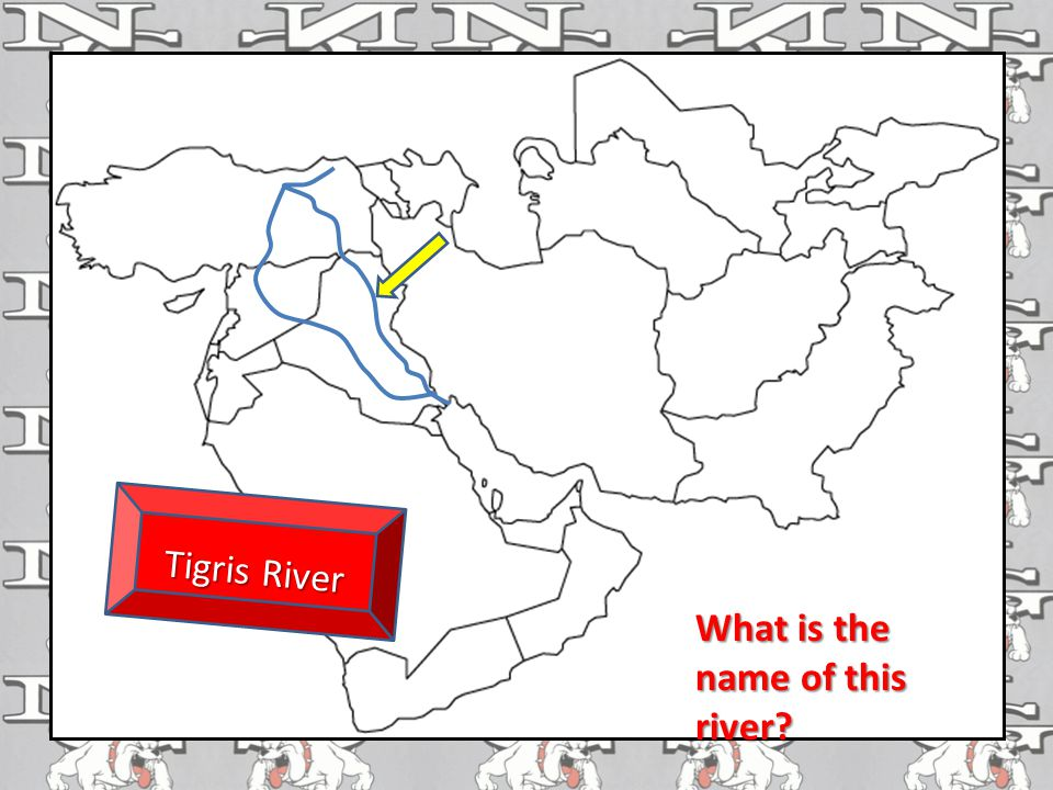 Tigris River What is the name of this river