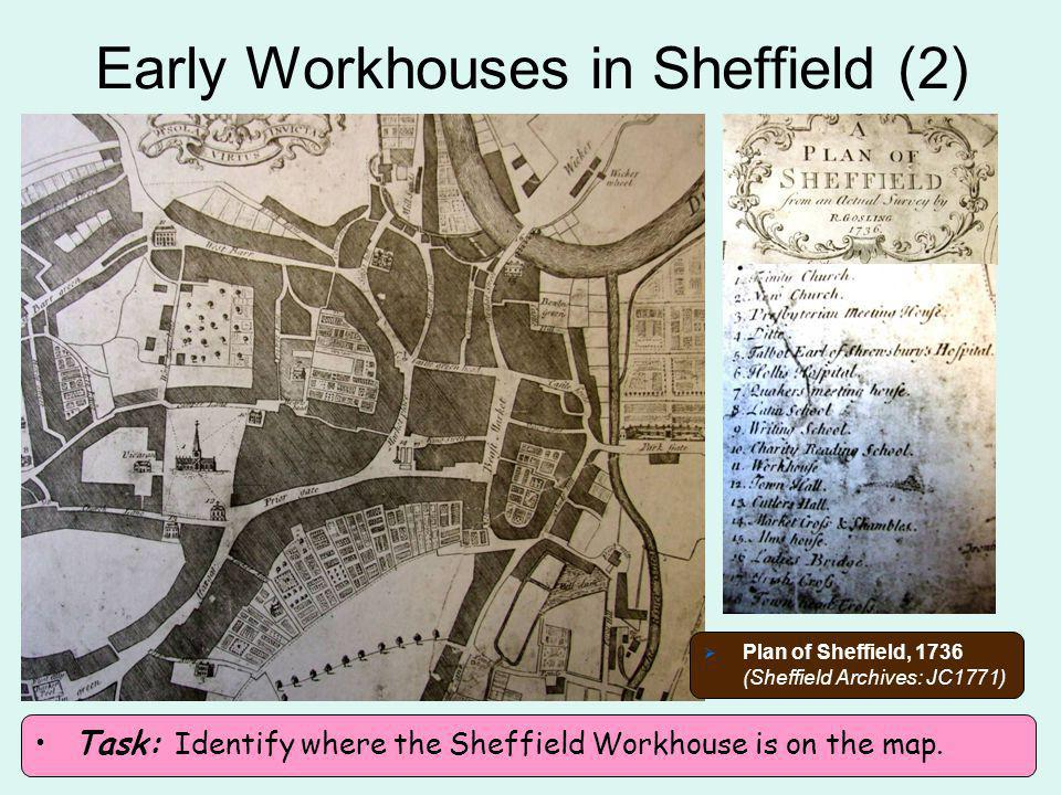 Early Workhouses in Sheffield (2)