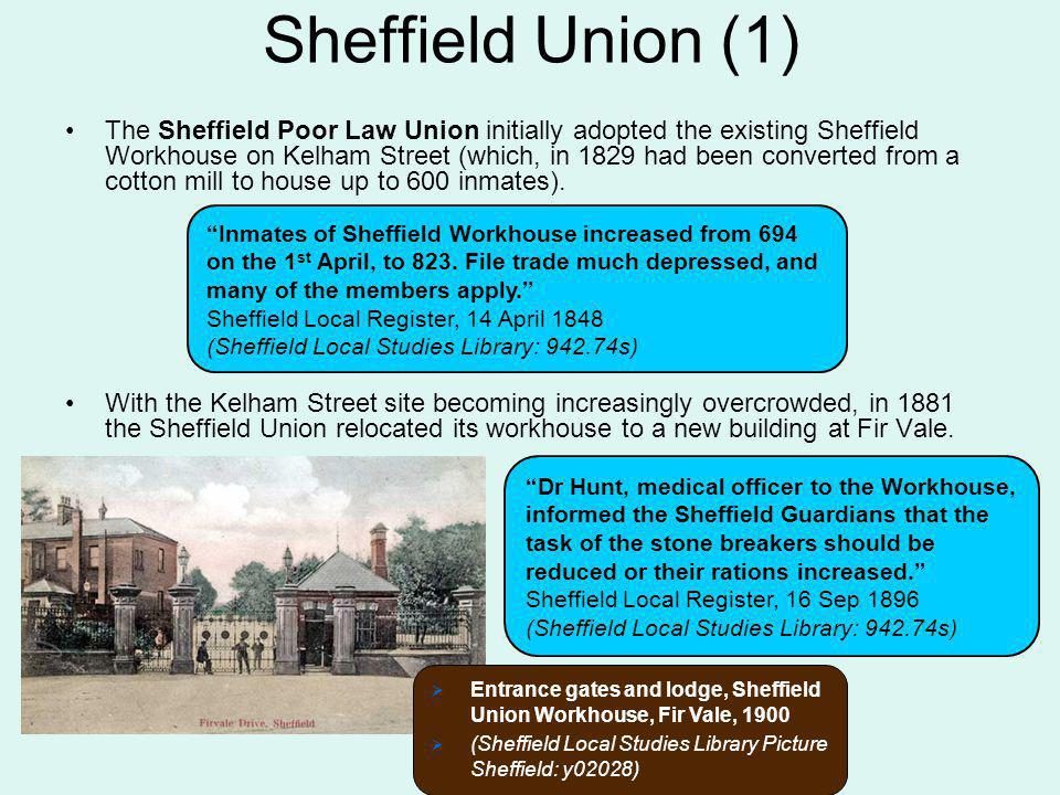 Sheffield Union (1)