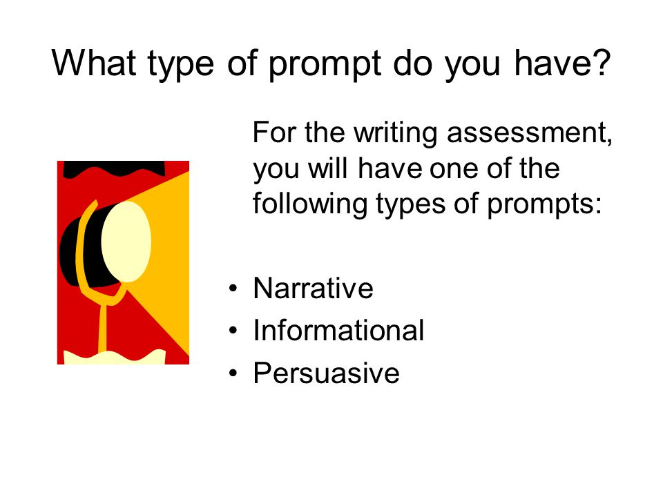 What type of prompt do you have