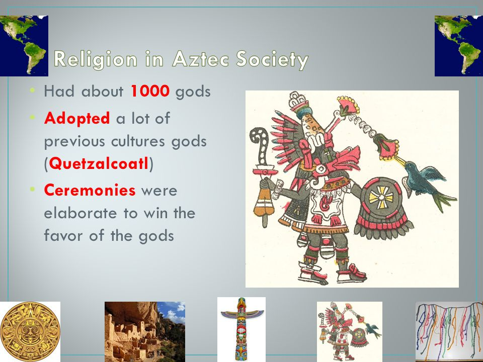 Religion in Aztec Society