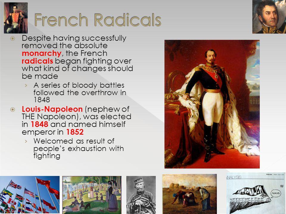 French Radicals