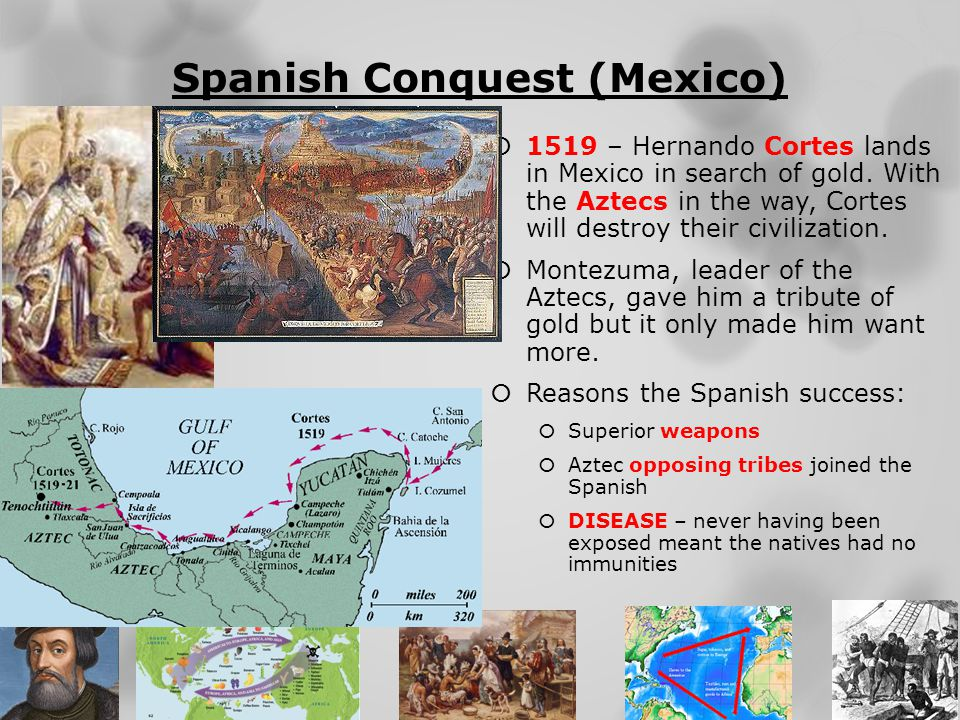 Spanish Conquest (Mexico)
