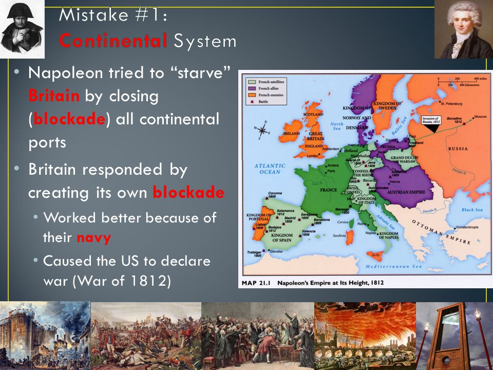 Mistake #1: Continental System