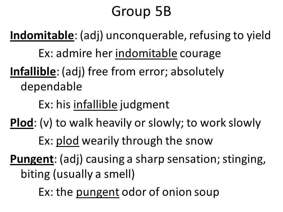 Group 5B