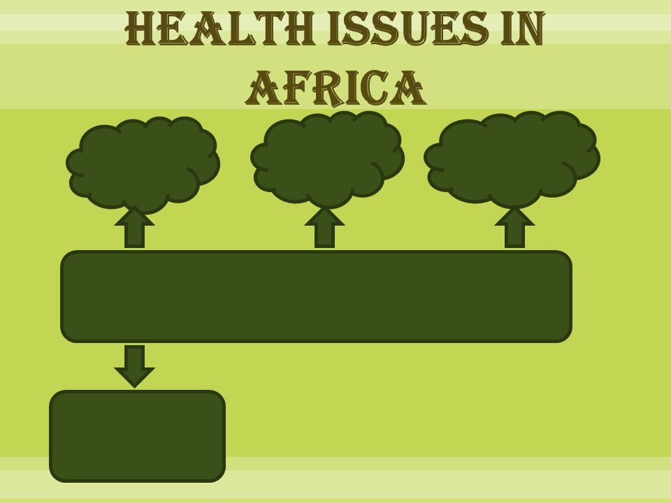 Health Issues in Africa