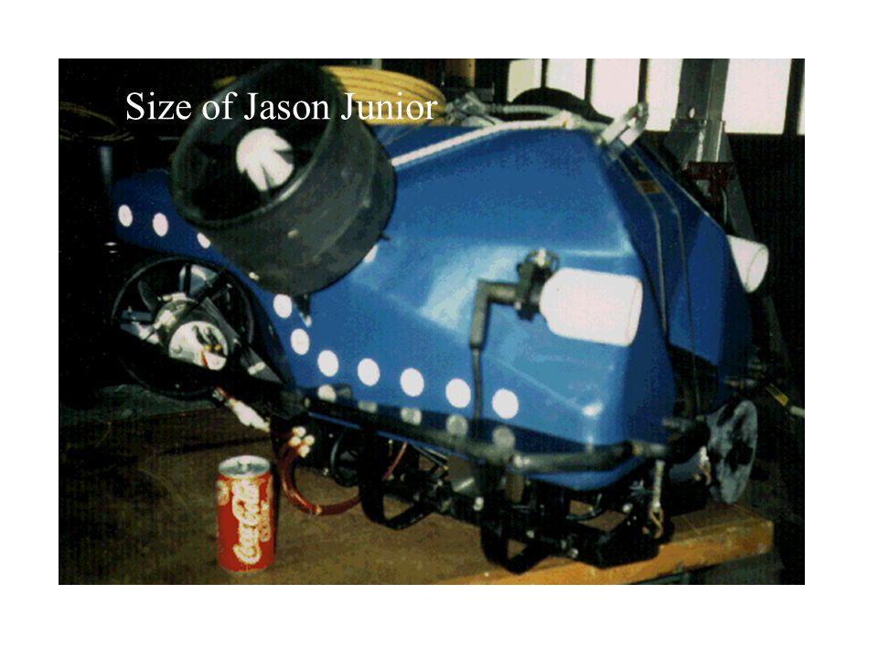 Size of Jason Junior