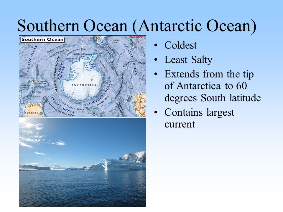 Southern Ocean (Antarctic Ocean)