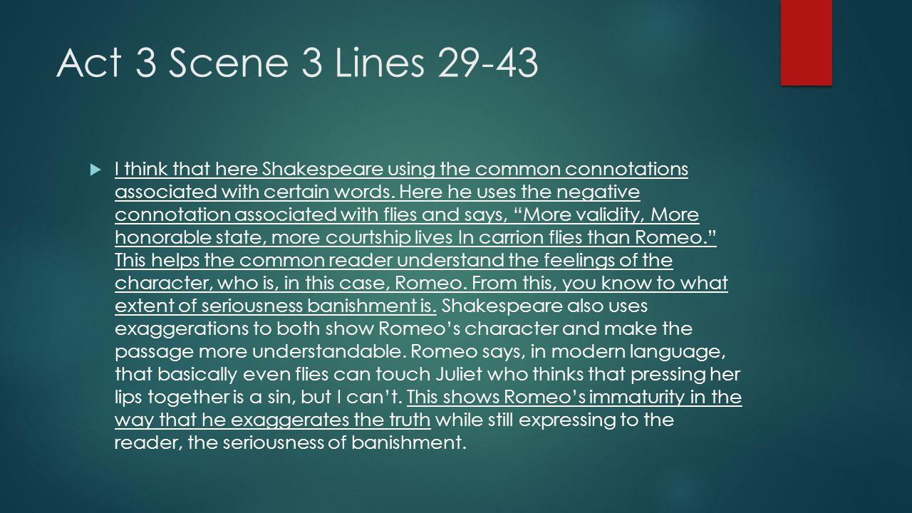 Act 3 Scene 3 Lines 29-43