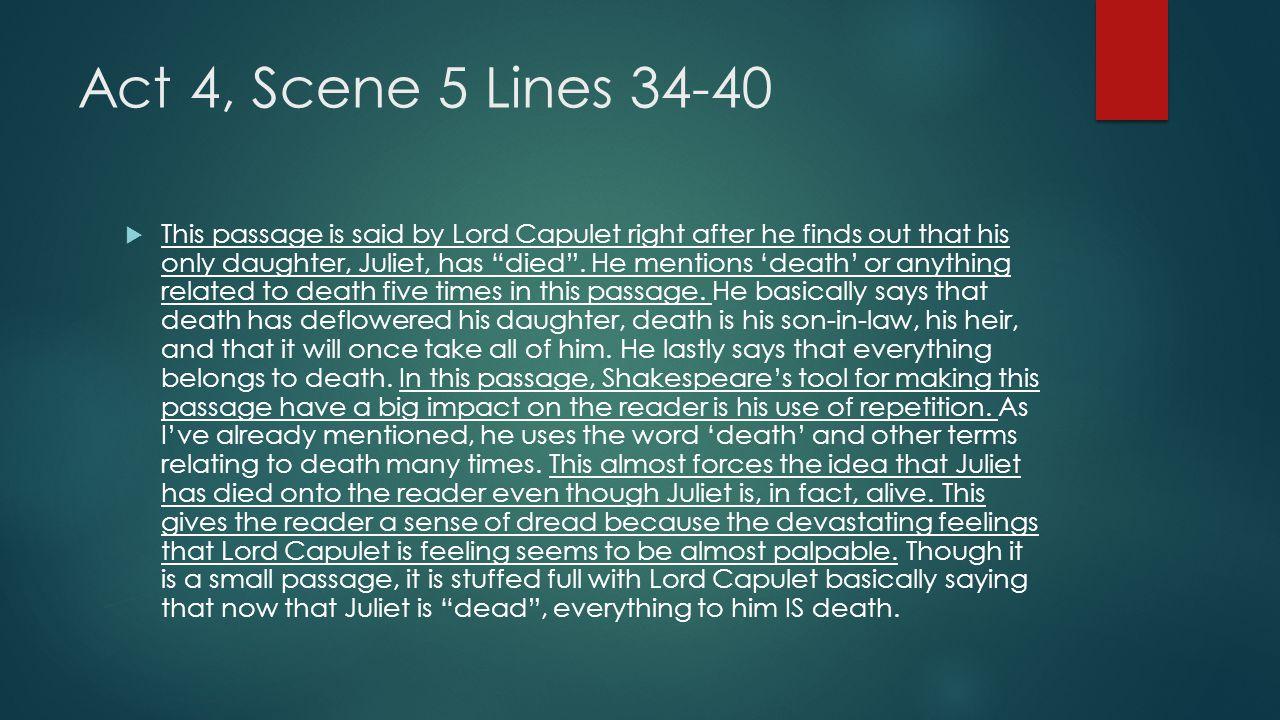 Act 4, Scene 5 Lines 34-40