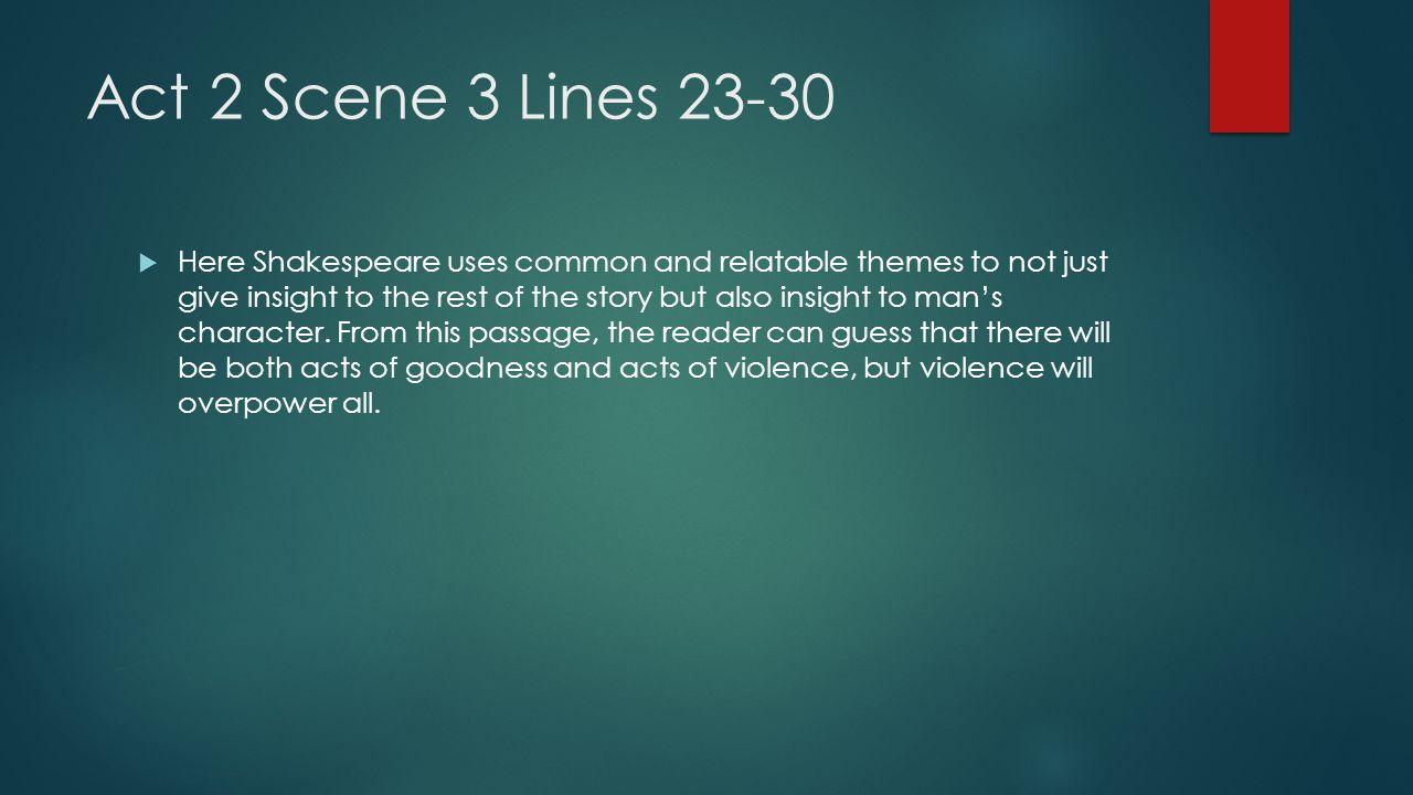 Act 2 Scene 3 Lines 23-30