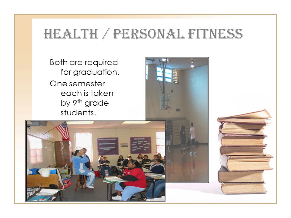 Health / Personal Fitness