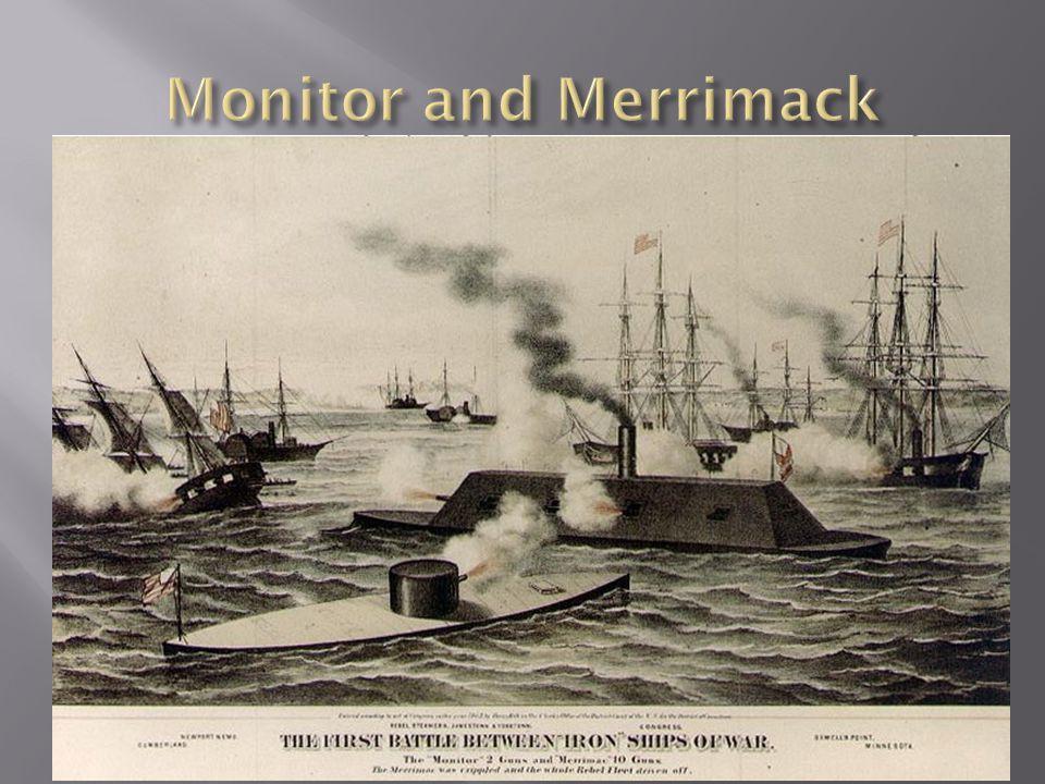 Monitor and Merrimack