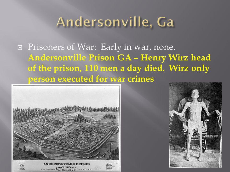Andersonville, Ga