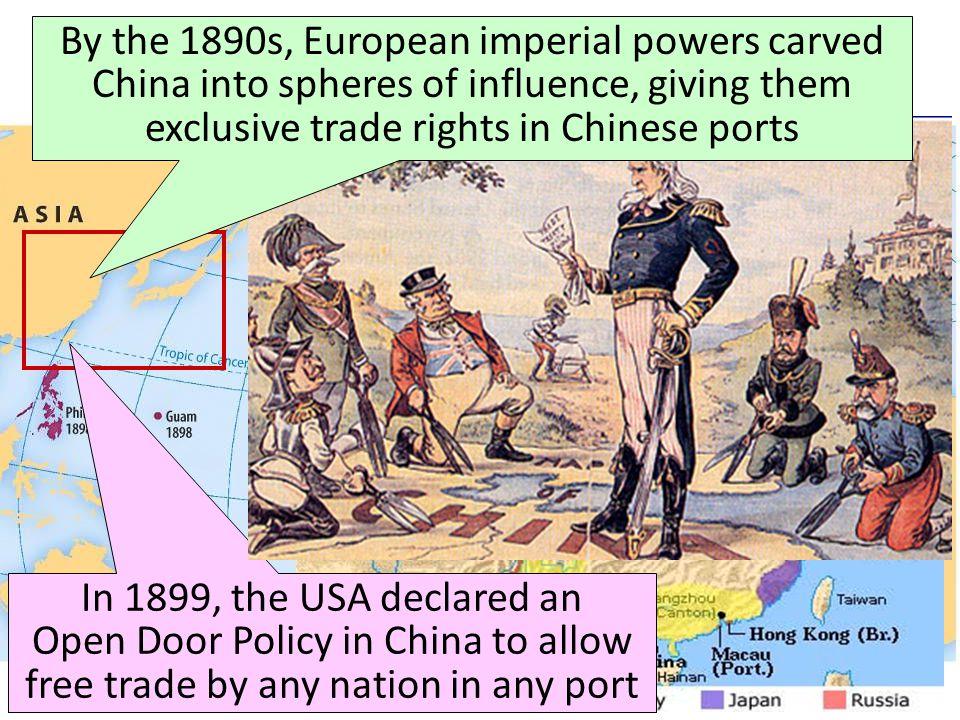 U.S. Imperialism: CHINA
