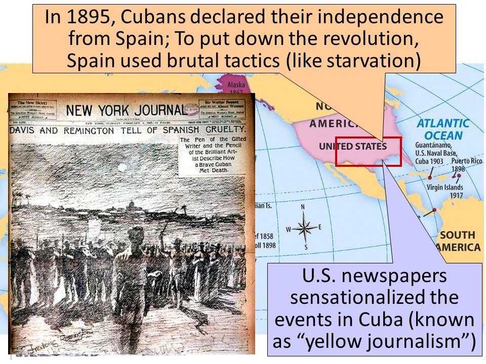 U.S. Imperialism: CUBA
