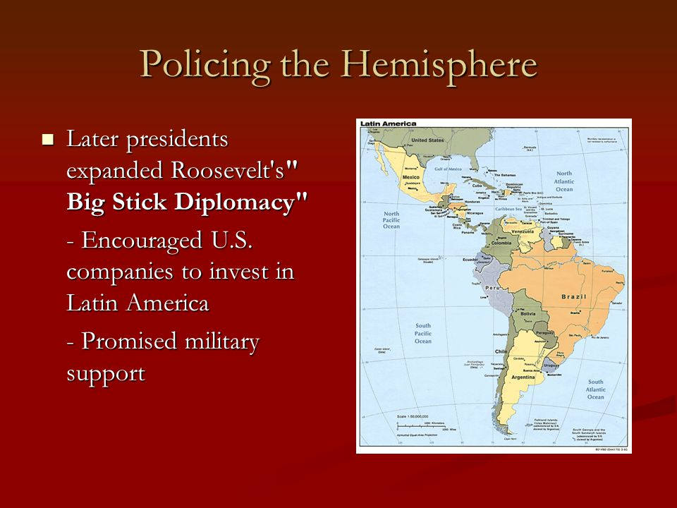 Policing the Hemisphere