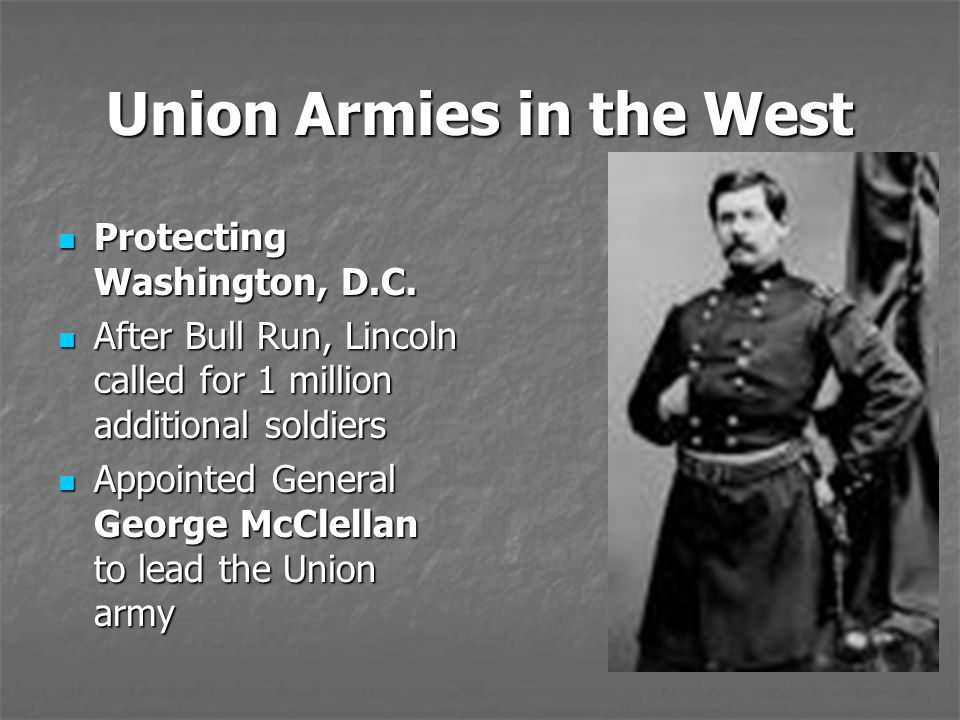 Union Armies in the West