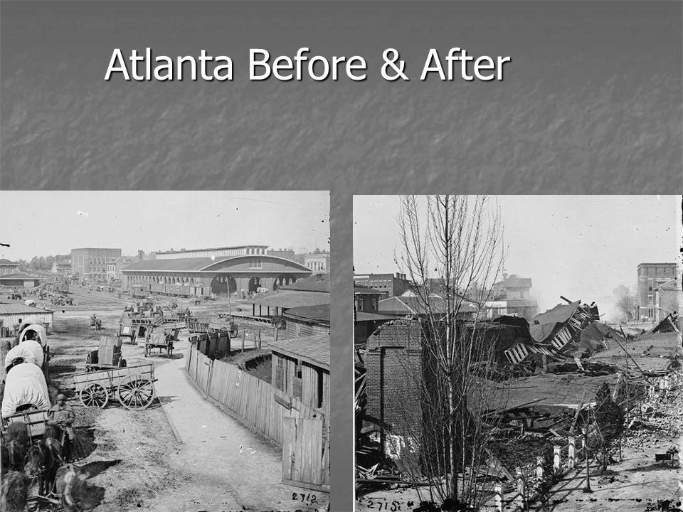 Atlanta Before & After