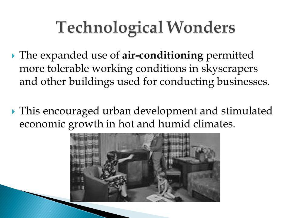 Technological Wonders