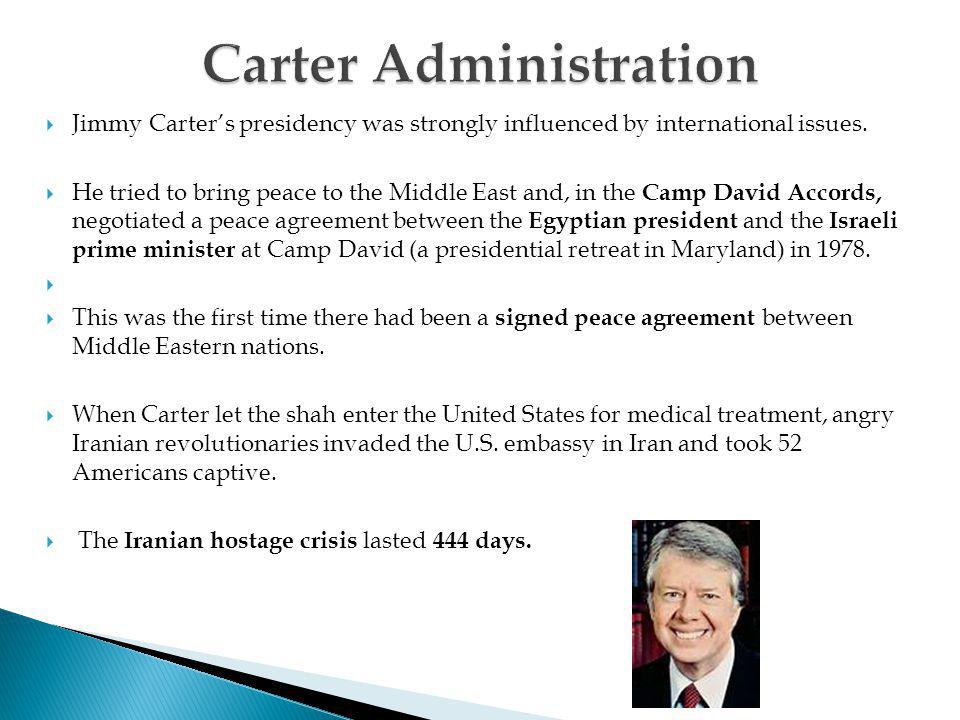 Carter Administration