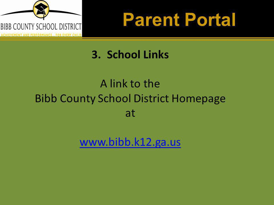 Bibb County School District Homepage