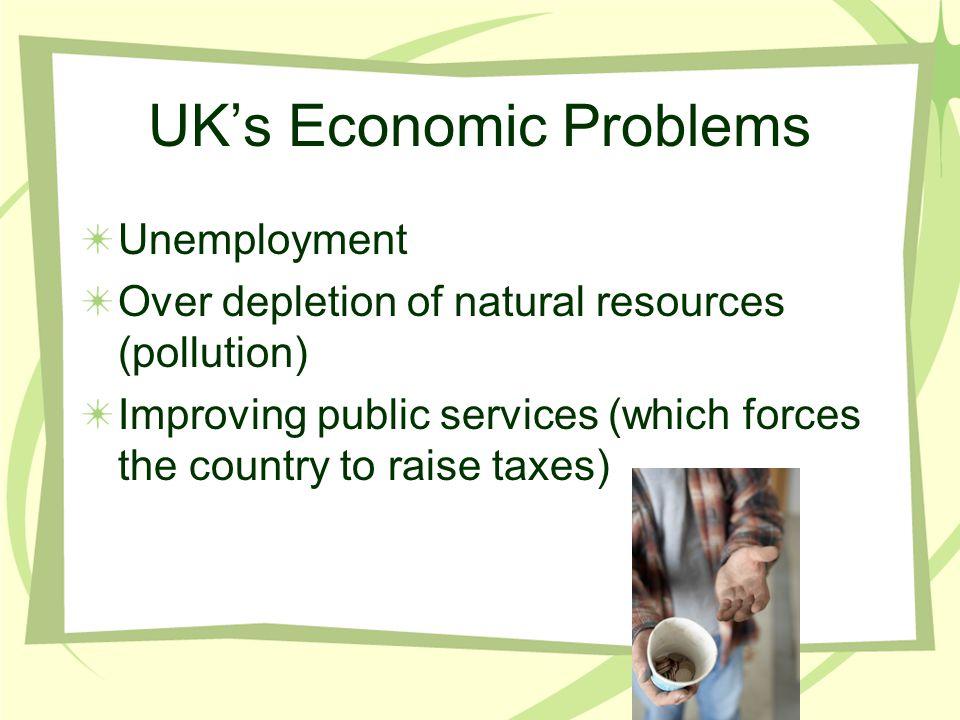 UK's Economic Problems
