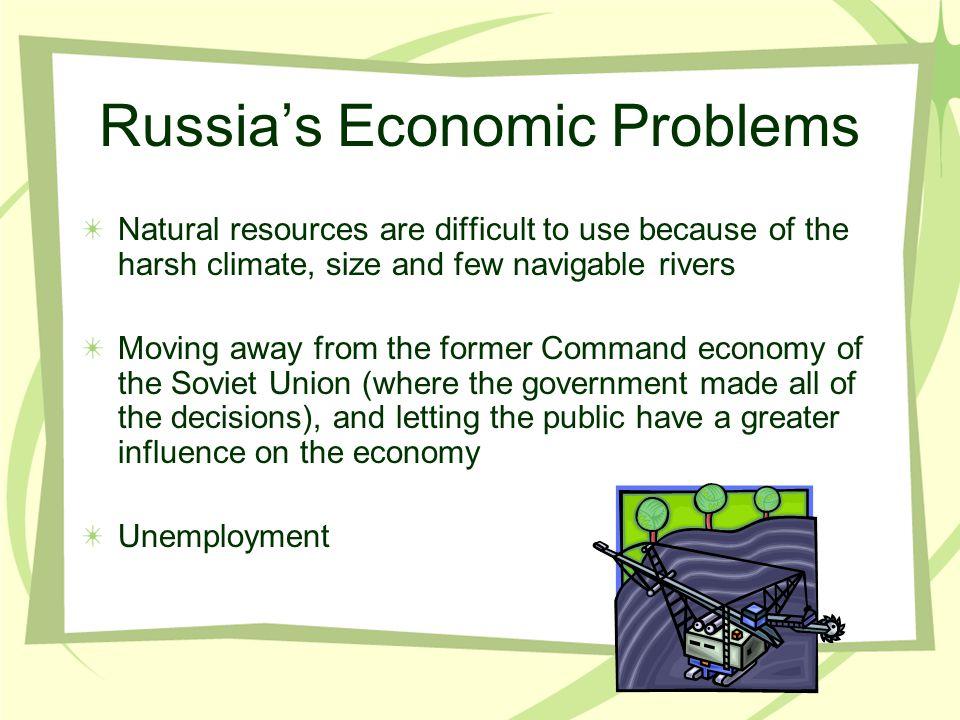 Russia's Economic Problems