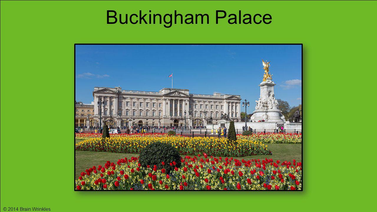 Buckingham Palace © 2014 Brain Wrinkles