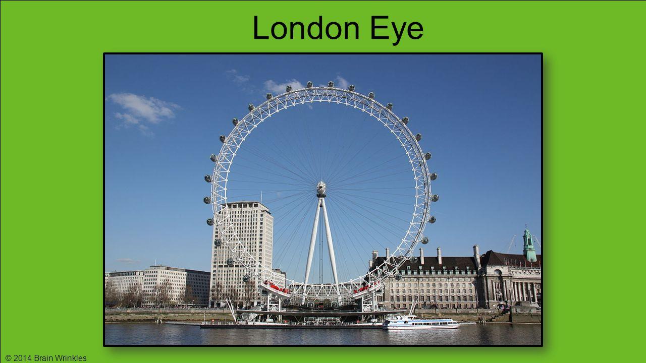 London Eye © 2014 Brain Wrinkles