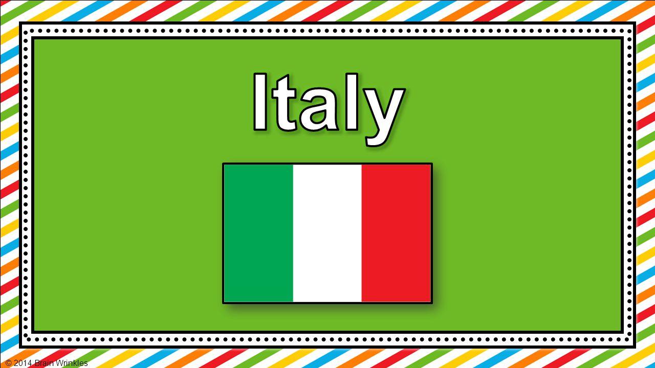 Italy © 2014 Brain Wrinkles