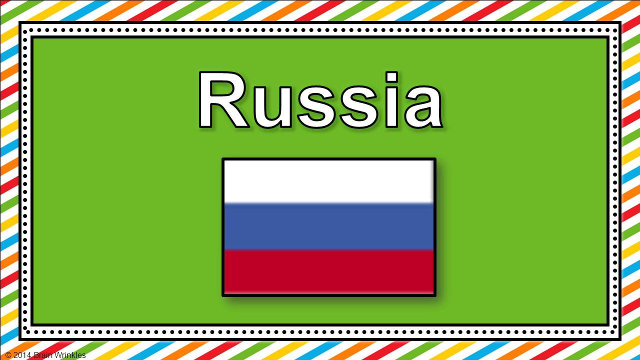 Russia © 2014 Brain Wrinkles