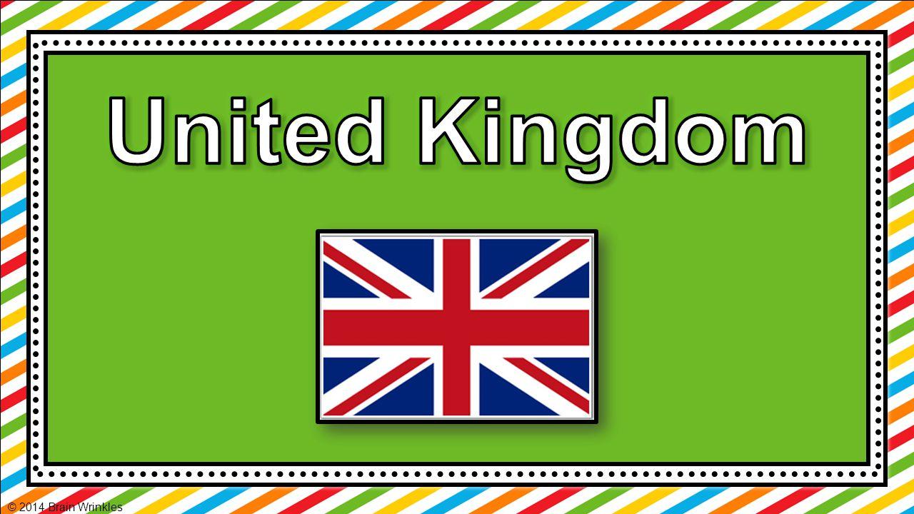 United Kingdom © 2014 Brain Wrinkles