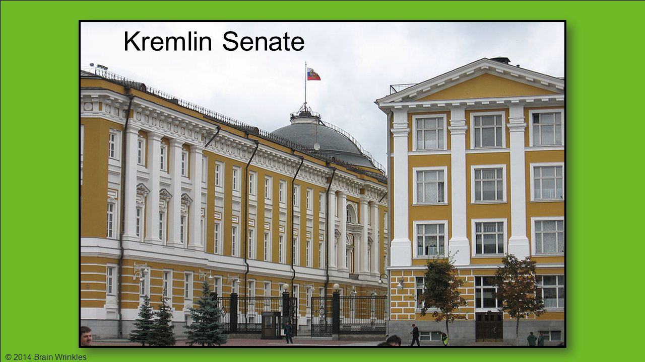 Kremlin Senate © 2014 Brain Wrinkles