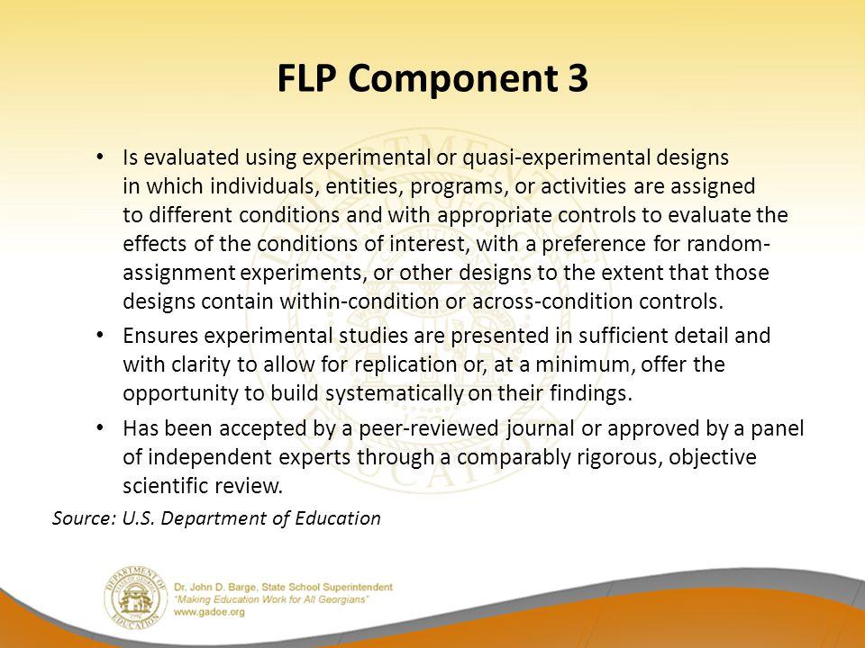 FLP Component 3