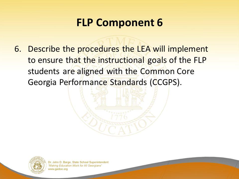FLP Component 6