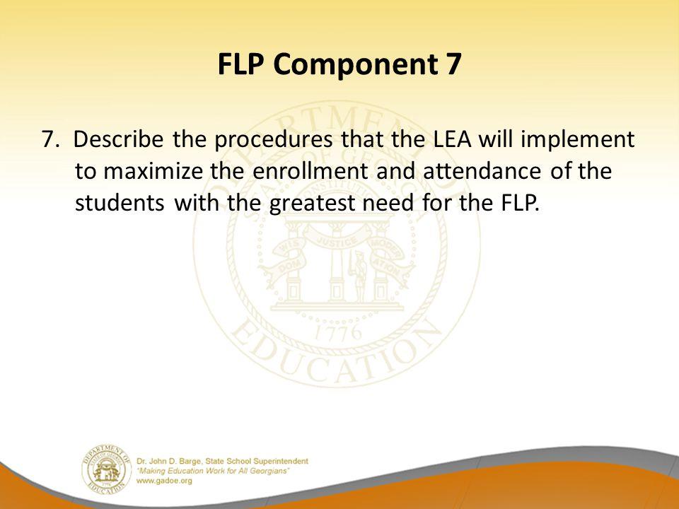 FLP Component 7