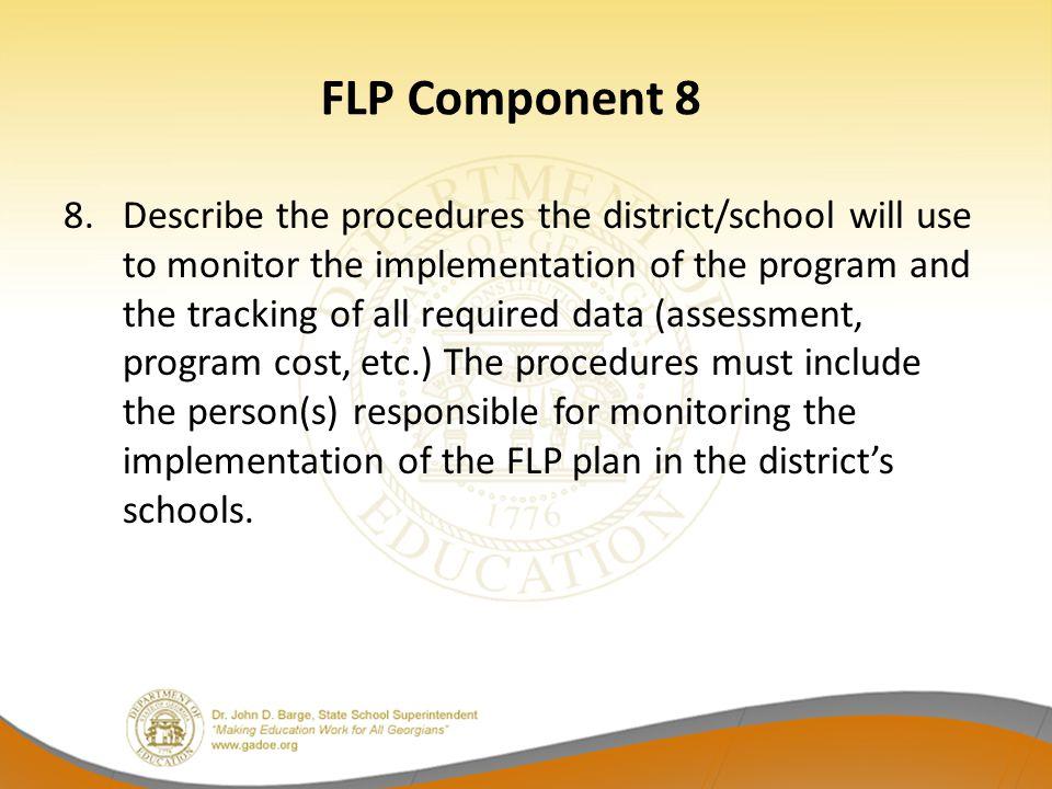 FLP Component 8