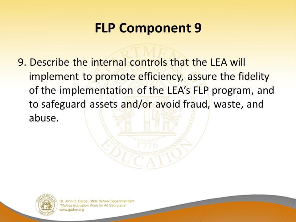 FLP Component 9