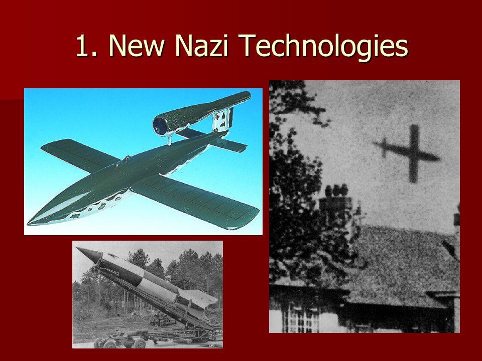 1. New Nazi Technologies