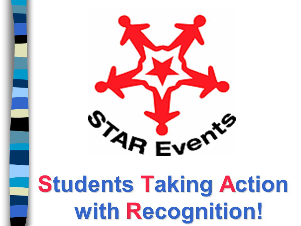 Students Taking Action with Recognition!