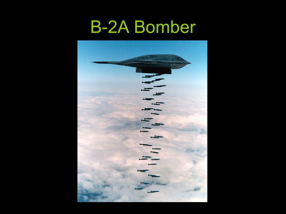 B-2A Bomber