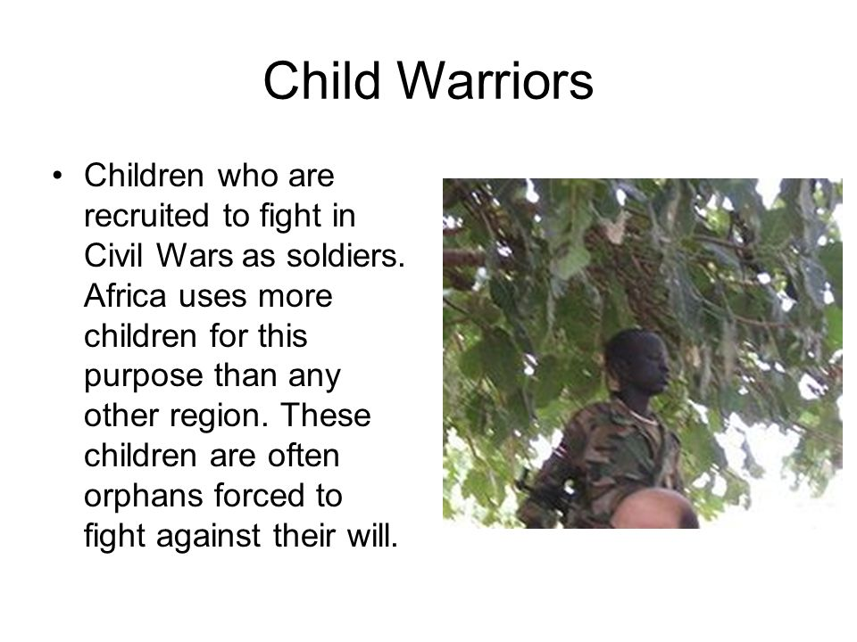 Child Warriors