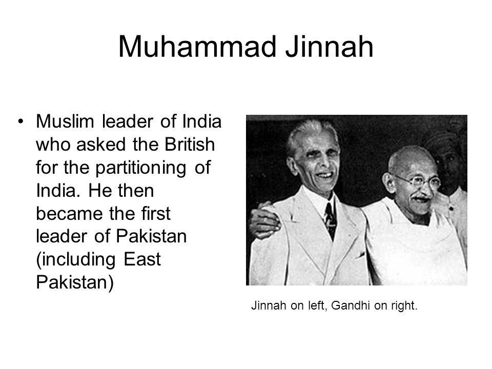 Muhammad Jinnah