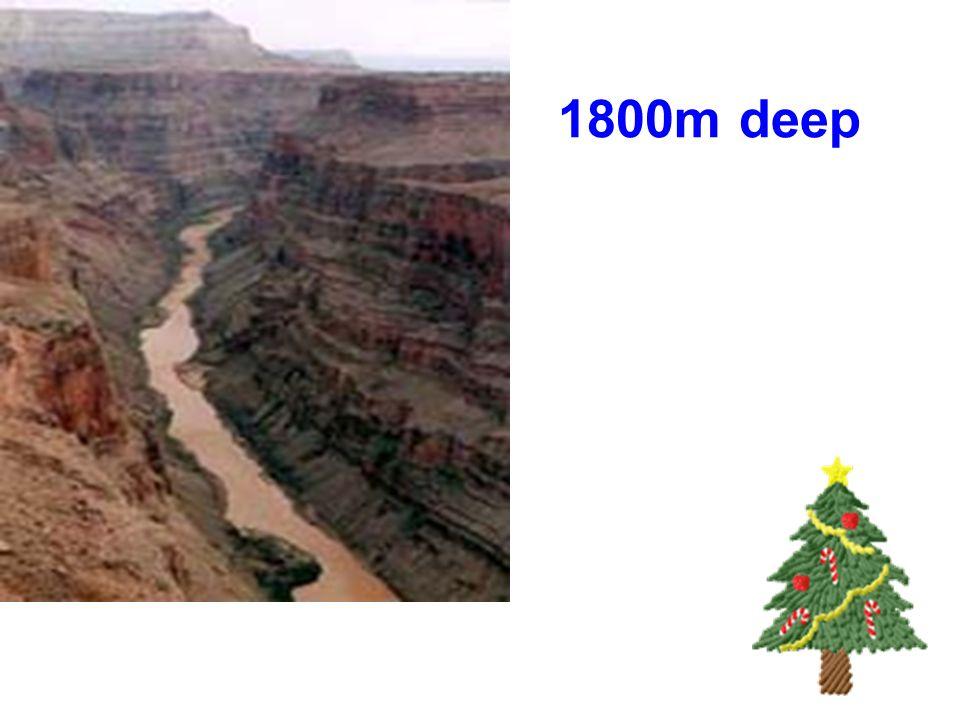 deep 1800m deep