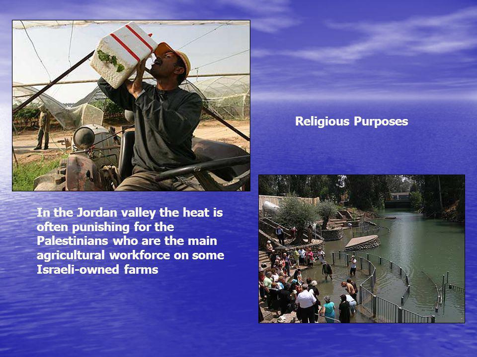 Religious Purposes