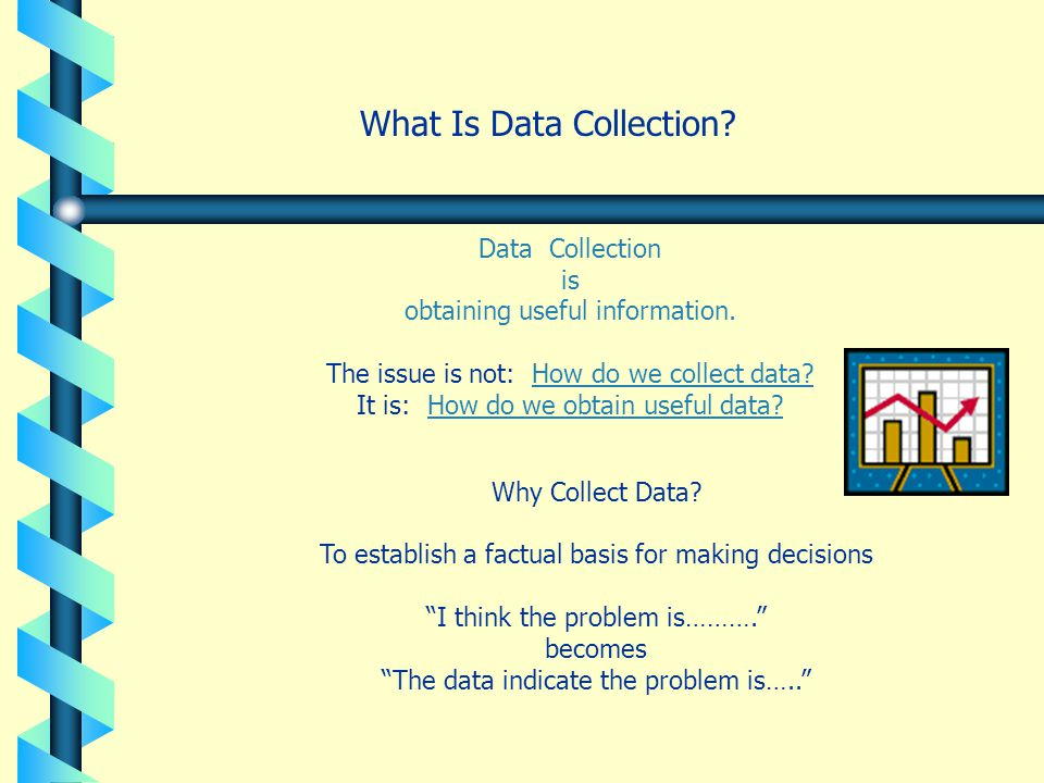 What Is Data Collection